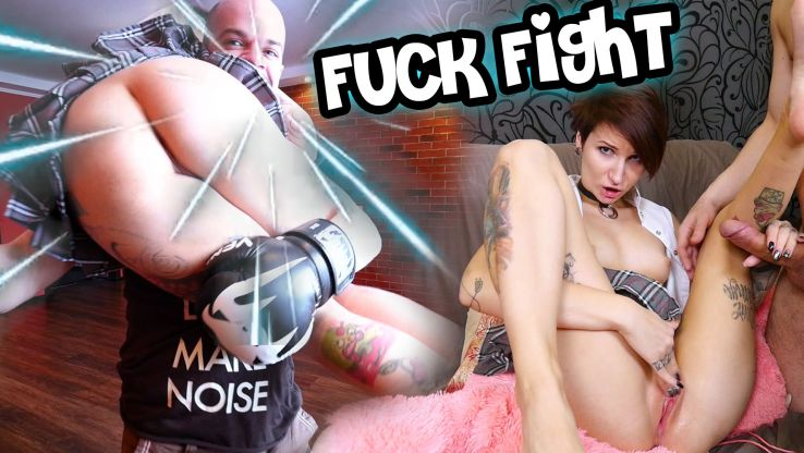 Keoki Star and Jean-Marie Corda: Fuck Fight